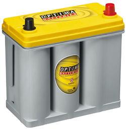 Аккумулятор автомобильный OPTIMA Yellow Top 38 А/ч 460А (545156)