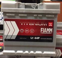 Аккумулятор FIAMM TITANIUM PRO L144P