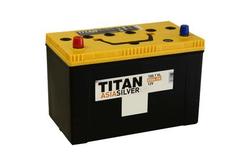 Аккумулятор автомобильный TITAN ASIA SILVER 100ah 6СТ-100.1 VL B01