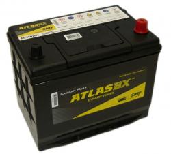 Аккумулятор автомобильный Atlas SMF95D26FL 80А/ч 700А