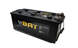 Аккумулятор грузовой BAT 190ah 6СТ-190.4 L клемма болт