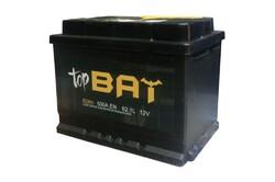 Аккумулятор BAT 62ah, 6СТ-62.1 L