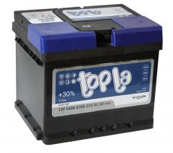 Аккумулятор TOPLA Top 55401 TT54 54 ач 510a