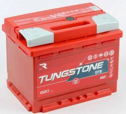 Аккумулятор TUNGSTONE EFB 6СТ-62.0 62 Ач 620A