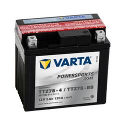 Мото аккумулятор Varta 507902011