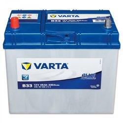 Аккумулятор автомобильный Varta blue dynamic B33 (545157033)
