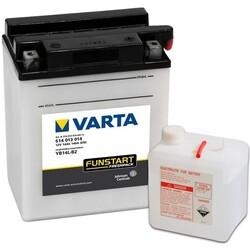 Мото аккумулятор Varta 514013014