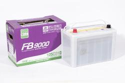 Аккумулятор автомобильный FB 9000 125D31R