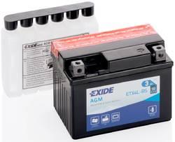 Аккумулятор мото Exide ETX4L-BS